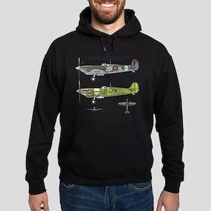 SpitfireBib Hoodie (dark)