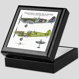 SpitfireBib Keepsake Box