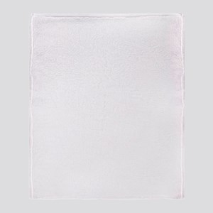 what-the-f-001-white Throw Blanket