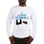 Love Flyball (2) Long Sleeve T-Shirt