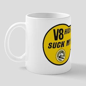 V8 Mug