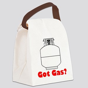 got gas Canvas Lunch Bag