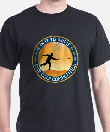june11_discgolf_competition T-Shirt