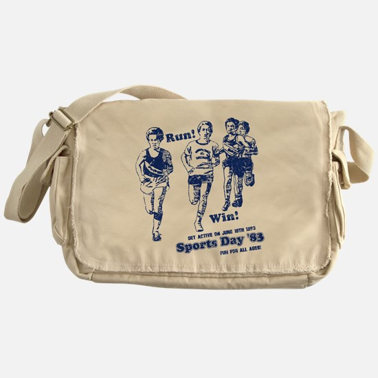 sportsdayretro Messenger Bag