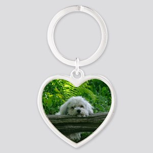 Kate Pose_IGP1535 copy Heart Keychain