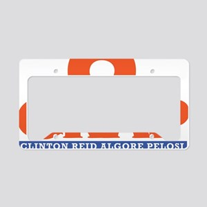 OCRAP For all Shirt colors License Plate Holder