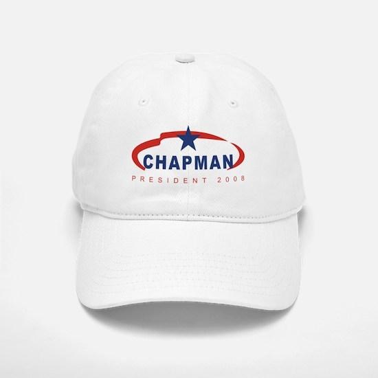 Gene Chapman for President (r Baseball Baseball Cap