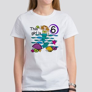 MERMAIDSIX Women's T-Shirt