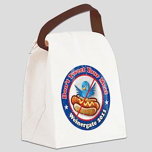WG2011 Canvas Lunch Bag