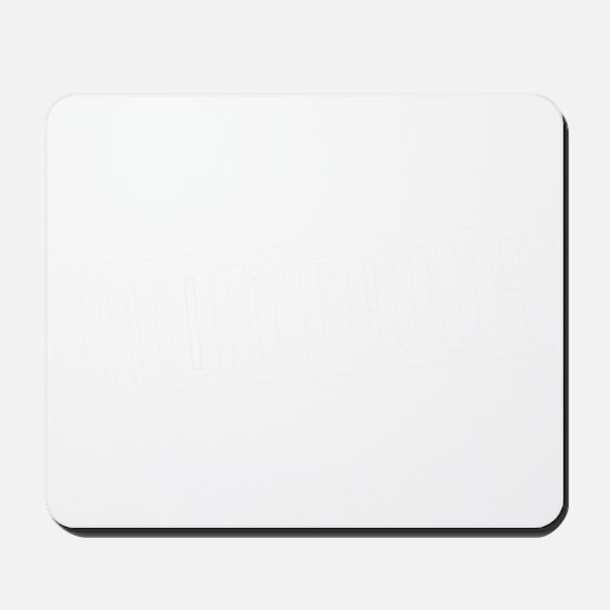 Montauk Title B Mousepad