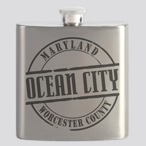 Ocean City Title W Flask