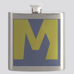 M is for Marraige Flask