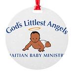 Gods littlest Angels Ornament