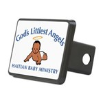 Gods littlest Angels Hitch Cover