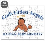 Gods littlest Angels Puzzle