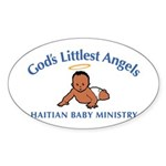 Gods Littlest Angels Sticker