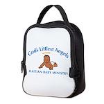 Gods Littlest Angels Neoprene Lunch Bag