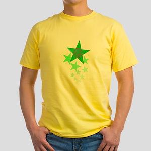 Superstar Yellow T-Shirt
