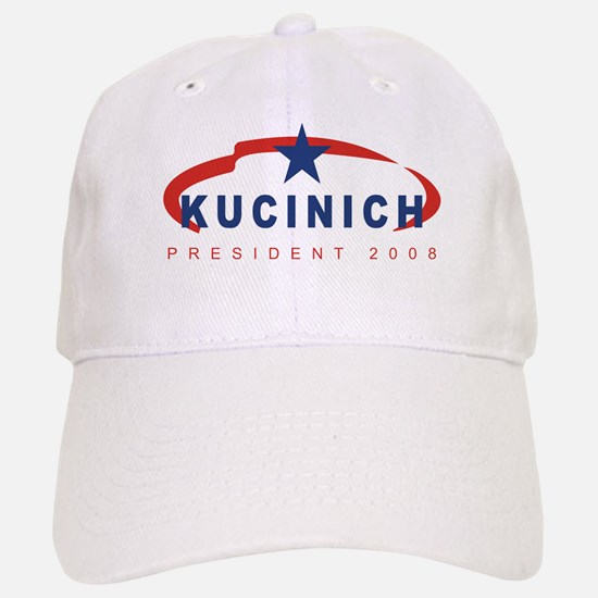 Dennis Kucinich for President Baseball Baseball Cap