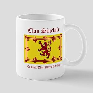 Sinclair 11 oz Ceramic Mug