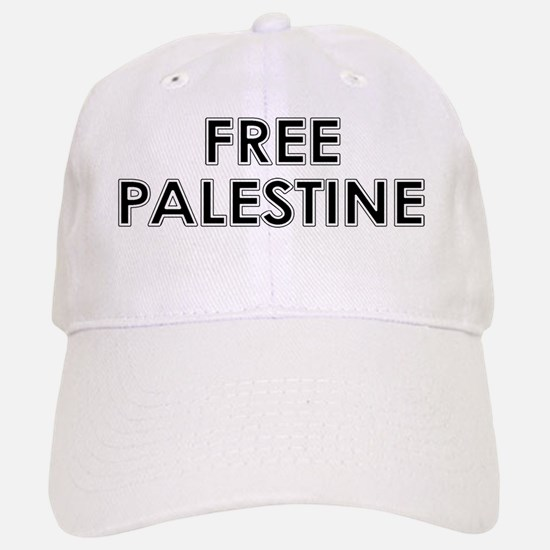 Free Palestine1 Baseball Baseball Cap