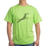 Disc Dog Green T-Shirt
