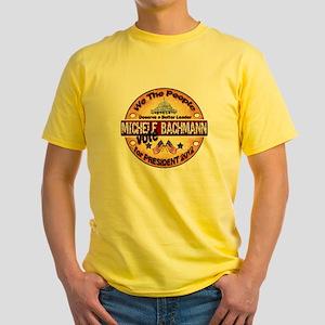 michele bachmann Yellow T-Shirt