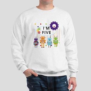 ROBOTFIVE Sweatshirt