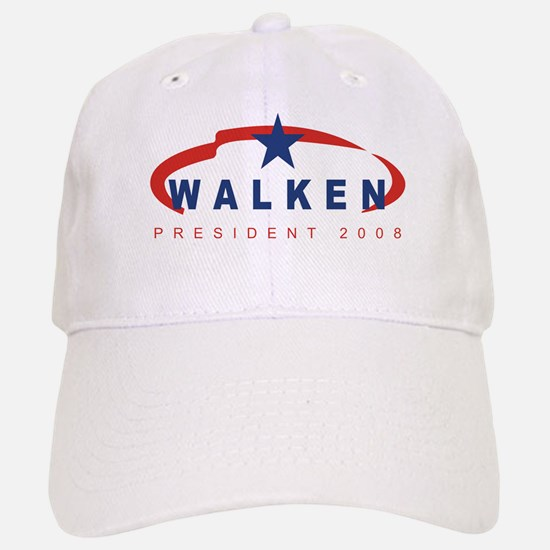 Christopher Walken for Presid Baseball Baseball Cap