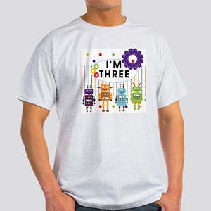ROBOTTHREE Light T-Shirt
