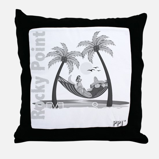 ppjbwhamock Throw Pillow