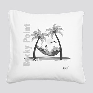 ppjbwhamock Square Canvas Pillow