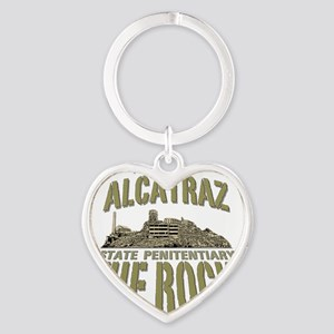 ALCATRAZ_THE ROCK_2.75x2.75_apparel Heart Keychain