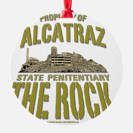 ALCATRAZ_THE ROCK_5x4_pocket Ornament