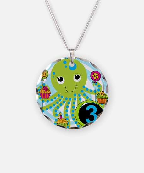 OCTOPUSthree Necklace