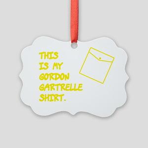 Gordon-Small-Pocket-Down Picture Ornament