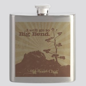 I will go to Big Bend Flask
