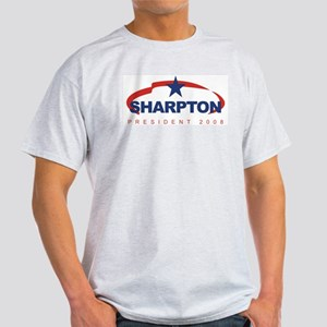 Al Sharpton for President (ri Ash Grey T-Shirt