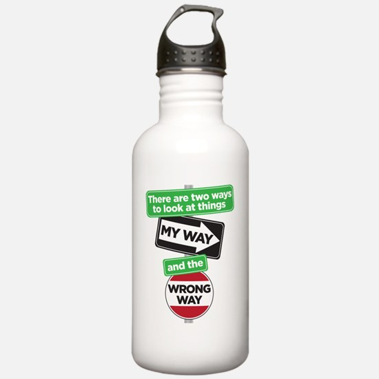 wrongway Water Bottle