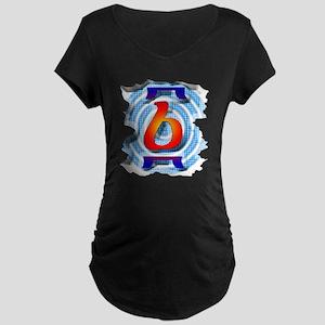ONE copy-4 Maternity Dark T-Shirt