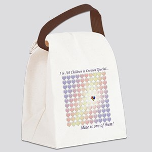 1in110Special Canvas Lunch Bag