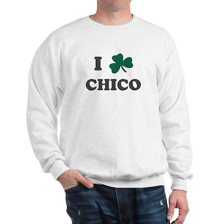 I Shamrock CHICO Sweatshirt