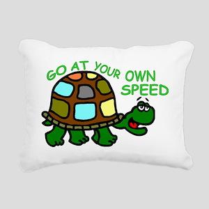 ownspeed14x21 Rectangular Canvas Pillow
