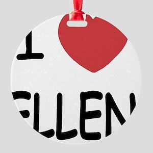 ELLEN Round Ornament