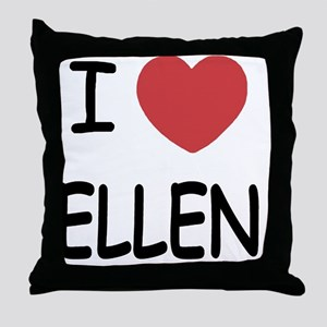 ELLEN Throw Pillow