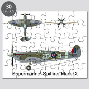 SpitfireMH434_Front Puzzle