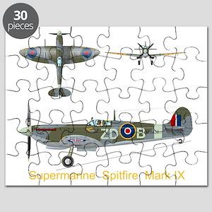 SpitfireMH434_Dk_Front Puzzle