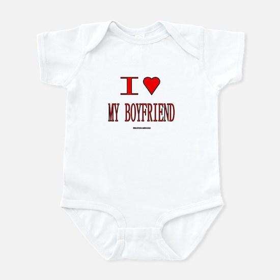The Valentine's Day 12 Shop Infant Bodysuit