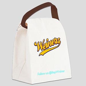 anthony_weiner (2) Canvas Lunch Bag
