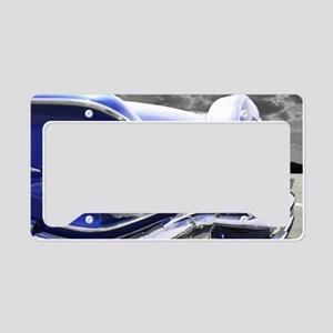 bluetaillight License Plate Holder